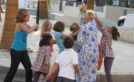 Fiestas infantiles en casa (I)