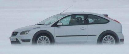 Fotos espía del nuevo Ford Focus RS