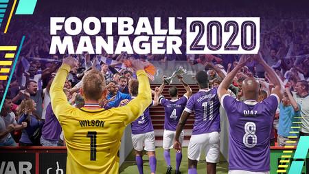 La gestión deportiva de Football Manager 2020 anuncia su llegada a las tiendas para el mes que viene