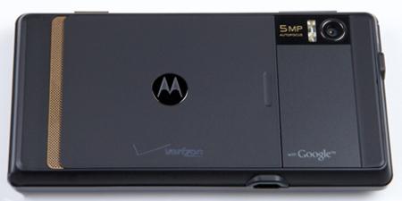 Motorola Droid, primeras conclusiones y buenas imágenes