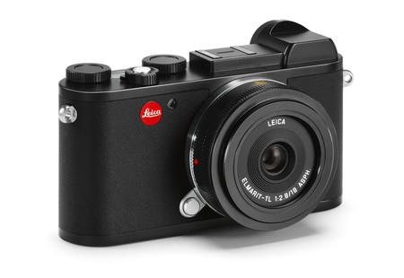 Leica CL, nueva cámara sin espejo con sensor APS-C que apela directamente a la nostalgia
