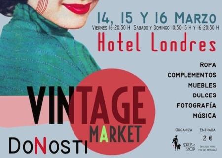 donosti vintage market
