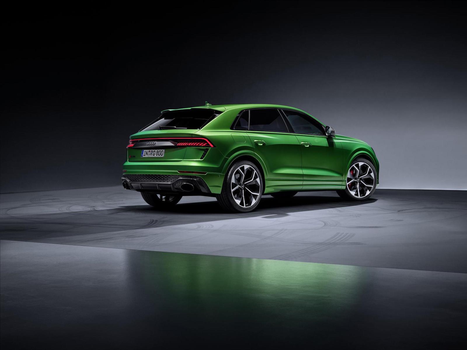 Foto de Audi RS Q8 2020 (16/47)
