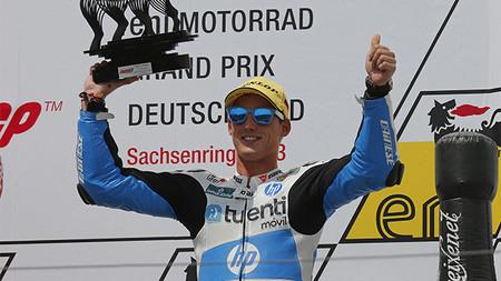 Pol Espargaró sube a MotoGP a través del Yamaha Tech 3