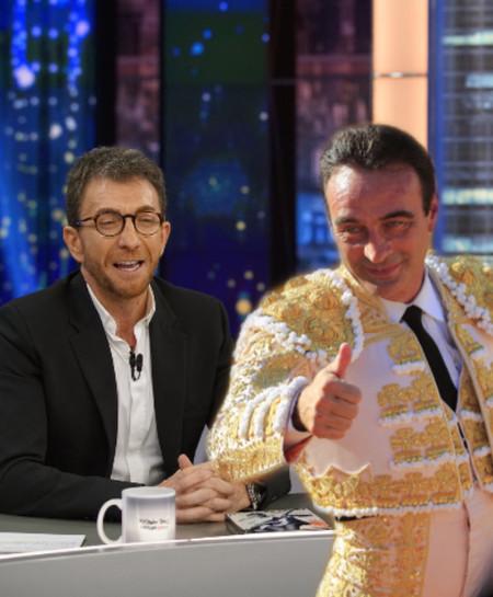 Pablo Motos vs Enrique Ponce: el zasca del presentador con el que el torero habría saltado del sofá