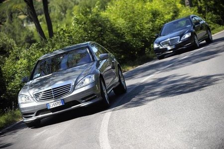 El próximo Mercedes-Benz Clase S conducirá por ti en los atascos