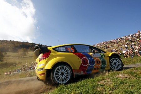 Henning Solberg desea seguir corriendo en el WRC