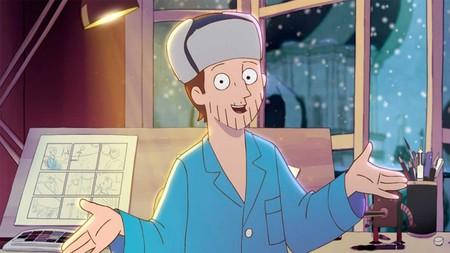 'Memorias de un hombre en pijama': comedia romántica y costumbrismo confluyen en un divertidísimo relato animado