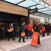 Amazon toma impulso y abre su segunda tienda Amazon GO en una semana, siendo la más grande hasta la fecha