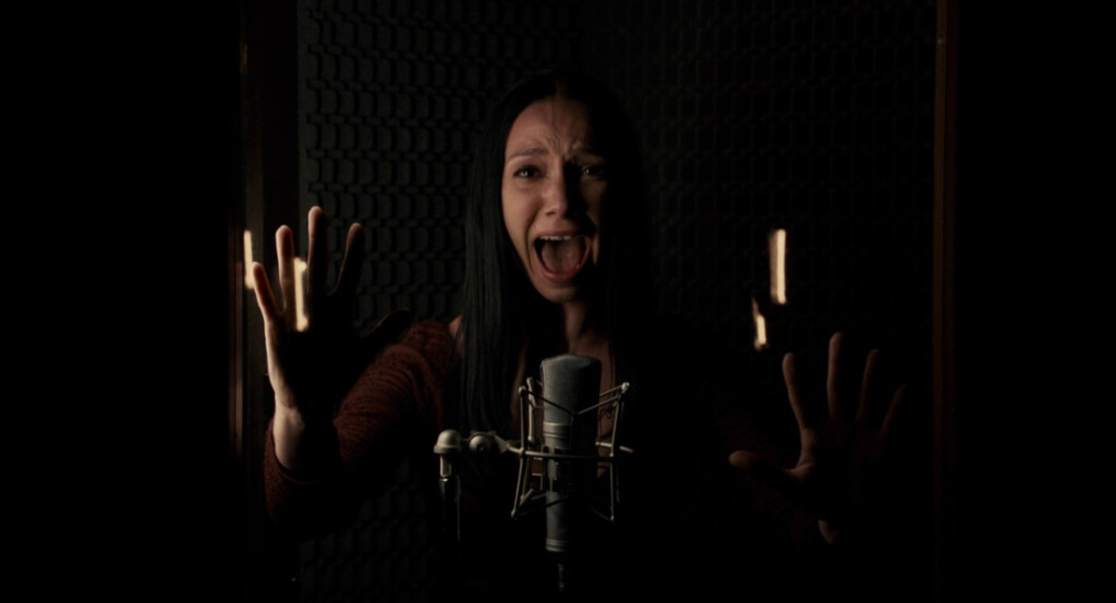 Escena Berberian Sound Studio