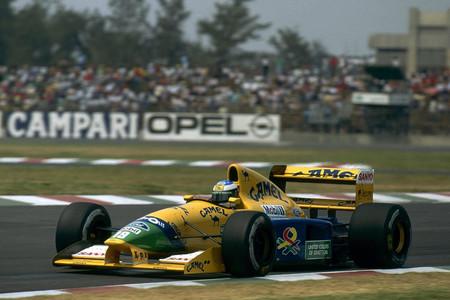 Michael Schumacher 1992 GP México