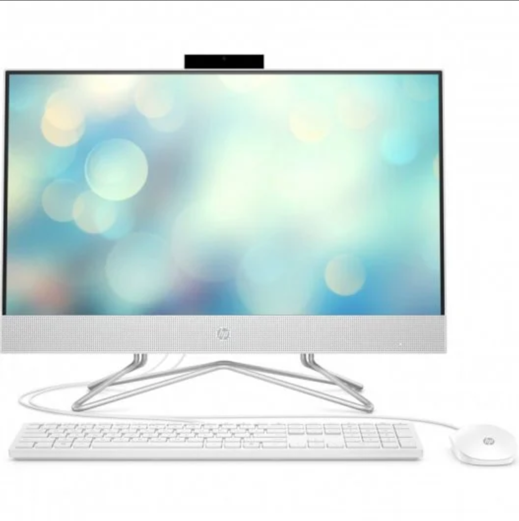 """HP All in One 22-df0056ns Intel Celeron J5040/8GB/512GB SSD/21.5"""""""