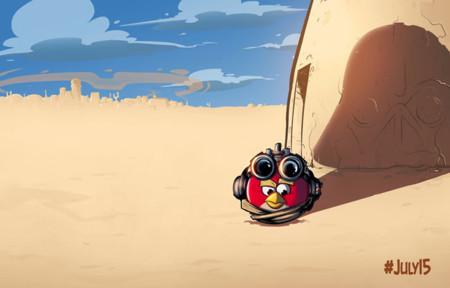 Rovio tiene más Angry Birds con sabor Star Wars