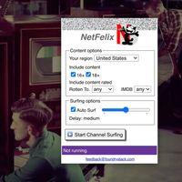 """Nostalgia y azar: esta extensión te propone ver Netflix """"como si tu gato se sentase en tu mando a distancia"""""""