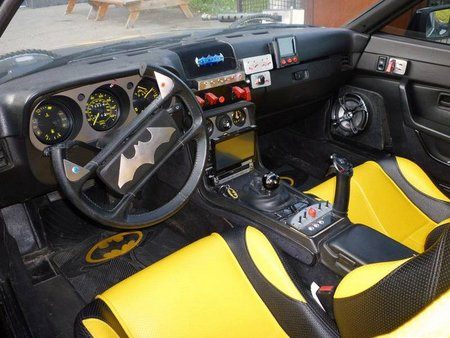 Porsche Batmóvil 2