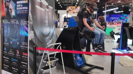 Madrid Games Week - Realidad Virtual