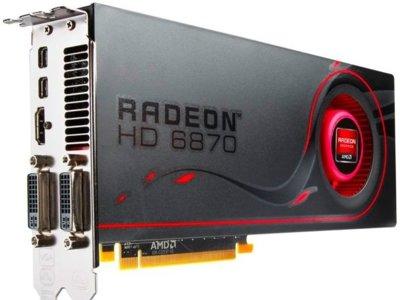 AMD 6870 y AMD 6850 ya son oficiales