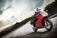 Salón de Milán 2013: Honda VFR800F, nueva cara para el legendario V4