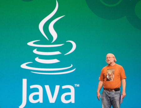James Gosling Java