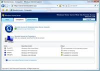 Windows Home Server, a fondo (III)