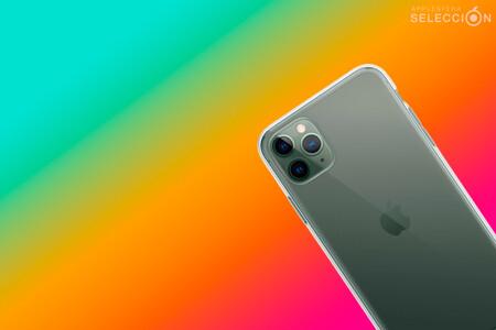 MediaMarkt en eBay tira el precio de la funda transparente oficial de Apple para el iPhone 11 Pro y la deja a 8,43 euros