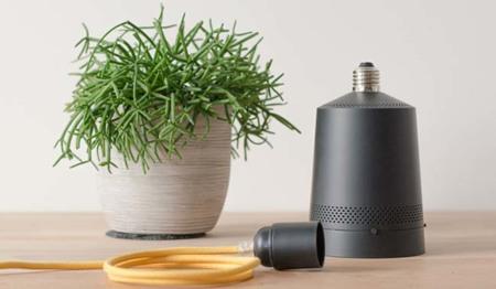 Beam, una lámpara que cuenta con un proyector muy practico