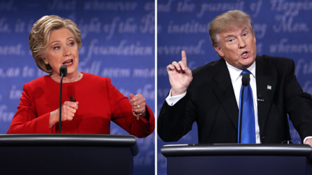 Hollywood reacciona al debate de Hillary Clinton y Donald Trump