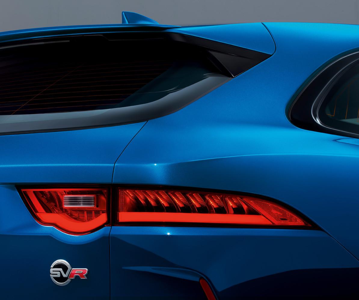 Foto de Jaguar F-Pace SVR (26/38)