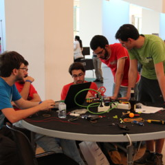 Foto 12 de 15 de la galería aess-bot-en-barcelona en Xataka