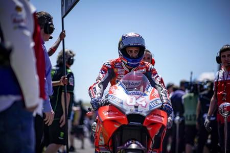 Andrea Dovizioso Motogp Italia 2018 1