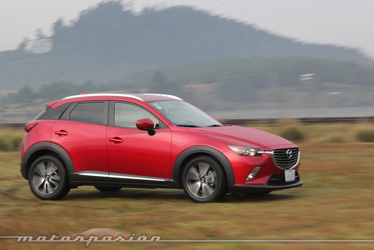Foto de Mazda CX-3 (Prueba) (4/16)