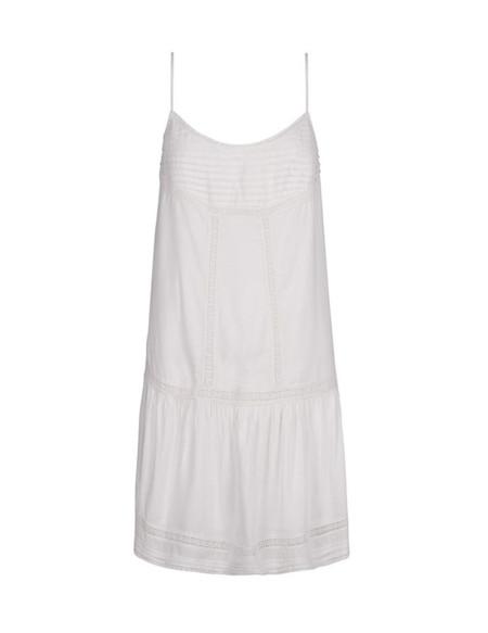 vestido blanco puntillas rebajas 2014