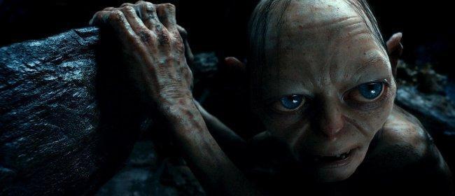 Gollum en 'El Hobbit: Un Viaje Inesperado'