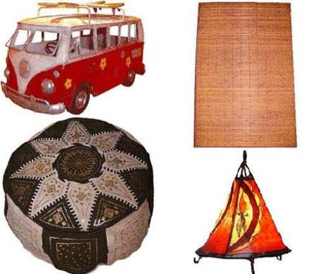Decoracion hippie