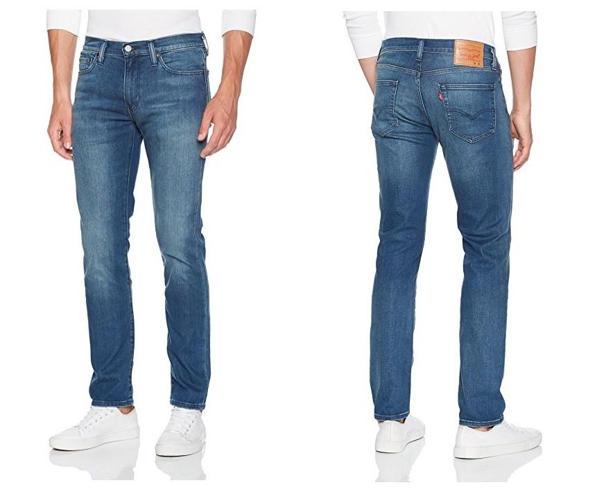 Tenemos Varias Tallas De Pantalones Levi S 511 Slim Fit Para Hombre Desde 36 42 Euros En Amazon
