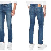 Tenemos varias tallas de pantalones Levi's 511 Slim Fit para hombre desde 36,42 euros en Amazon