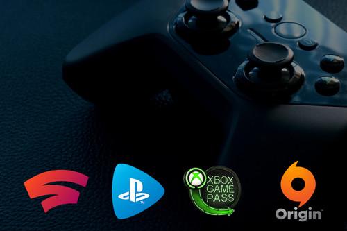 Google Stadia contra su competencia: así queda la plataforma de Google contra PlayStation Now, Xbox Game Pass y Origin Access
