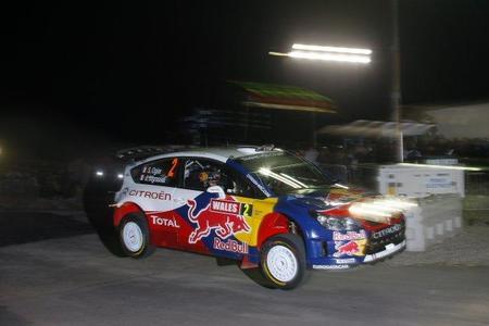 Rally de Gales 2010: Sébastien Ogier es el más rápido del Shakedown