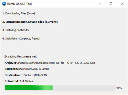 Cómo instalar Remix OS 2.0 en Windows, probablemente el mejor Android para PC