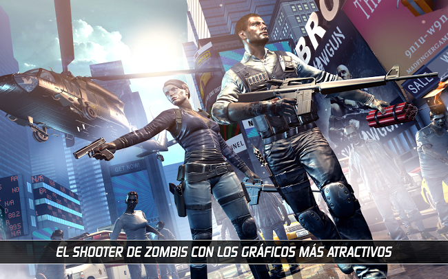 Unkilled Comes To Android The New Zombie Shooter From The