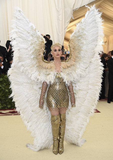met gala 2018 katy perry