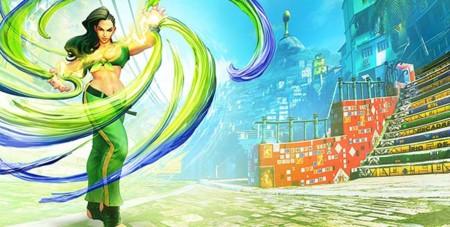 Laura es una de las agradables sorpresas de Street Fighter V y estás son sus fortalezas