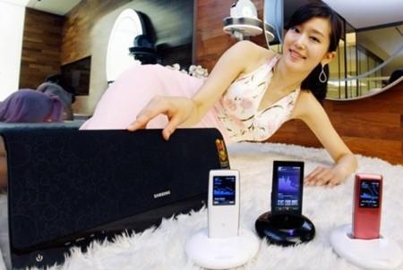 Samsung YA-SBR510, altavoces Bluetooth