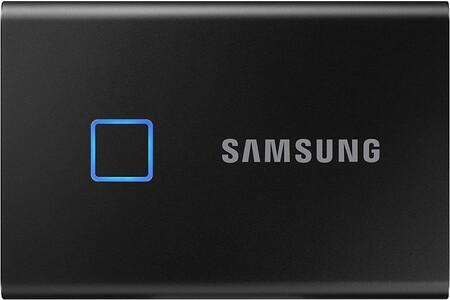 SSD con lector de huellas con descuento en Amazon México