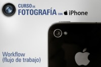 Curso de fotografía con iPhone (V): organizando nuestro flujo de trabajo