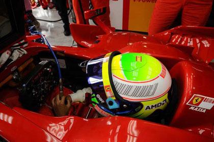 Felipe Massa, el más rápido también en Monza