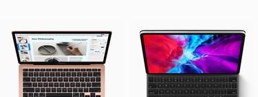 iPad Pro o MacBook Air (2020): diferencias para elegir el equipo más adecuado a tus tareas