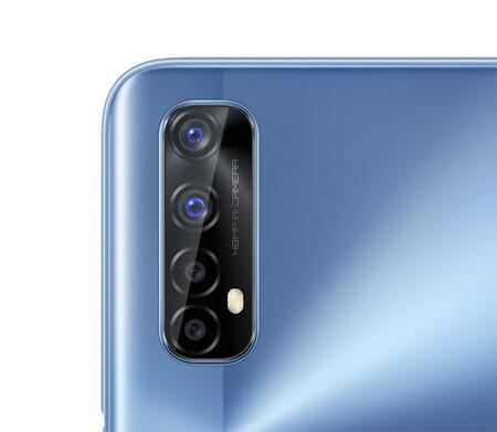 Realme 7 Blue Camara