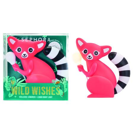 Lamparita De Noche Lemur Wild Wishes