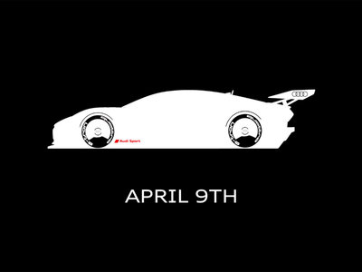 El Audi Vision Gran Turismo se deja ver en este vídeo teaser y nos insinúa que será un R8 e-tron